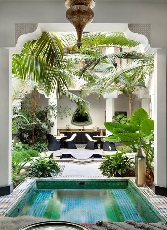 swimming pool aesthetic ideas 15