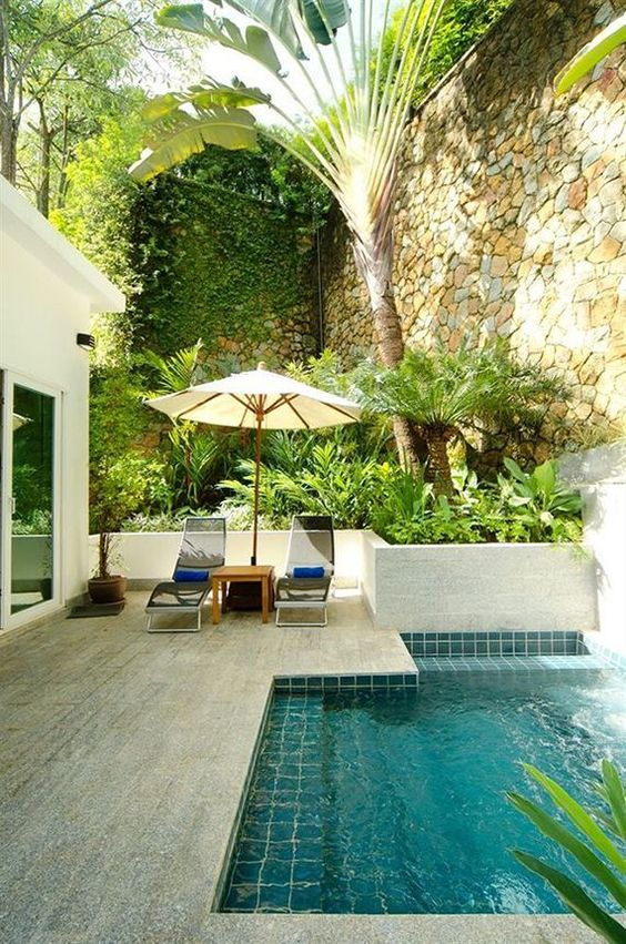 swimming pool aesthetic ideas 18