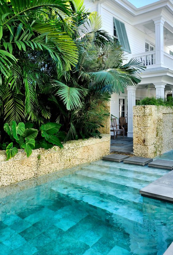 swimming pool aesthetic ideas 9