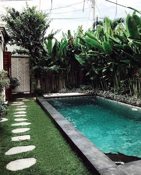 swimming pool garden ideas 10
