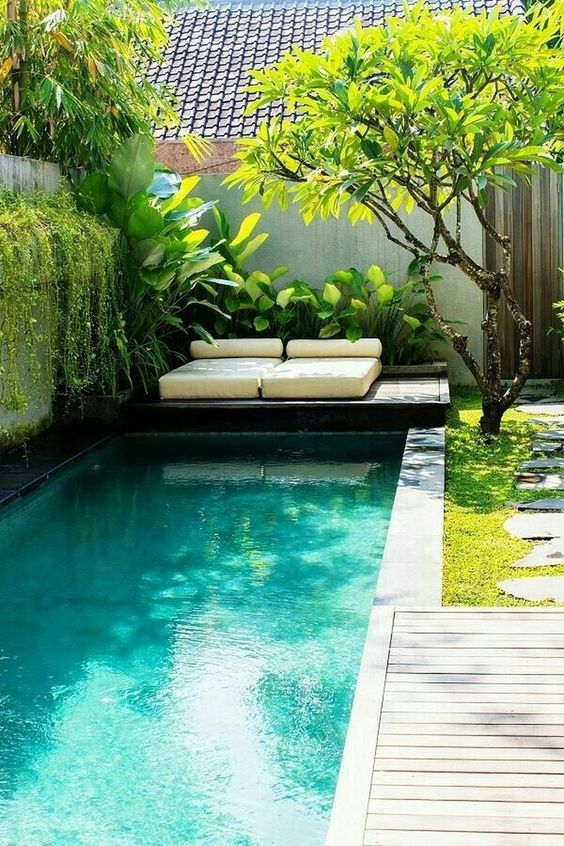 swimming pool garden ideas 5