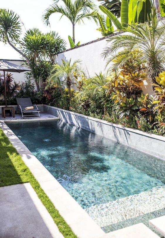 swimming pool garden ideas 7