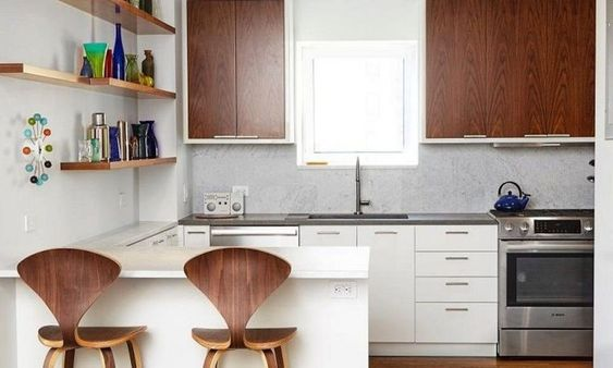 Adorable Apartment Kitchen Ideas for Your Inspiration - SeemHome