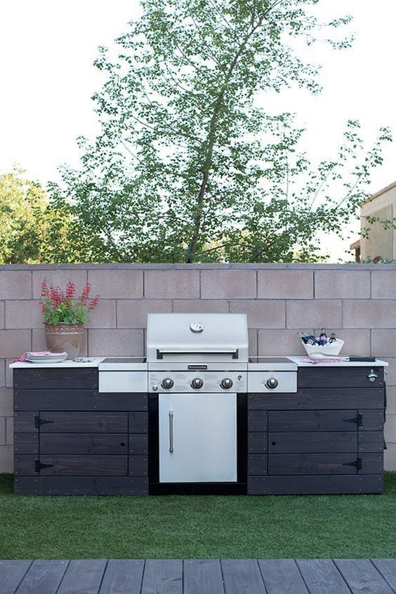 backyard grill ideas 17