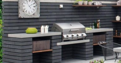 backyard grill ideas
