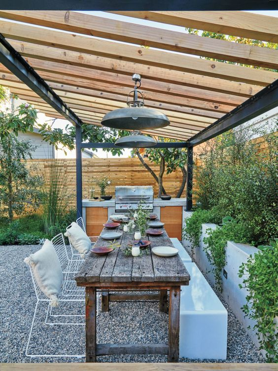 backyard grill ideas 5