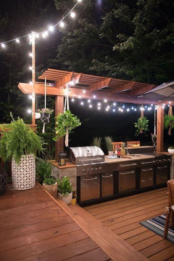 backyard kitchen ideas 4