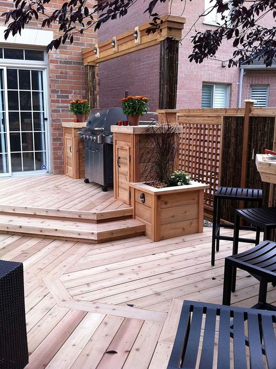 backyard kitchen ideas 5