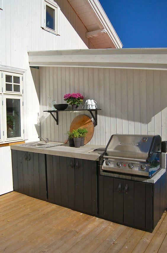 backyard kitchen ideas 9