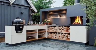 backyard kitchen ideas feat