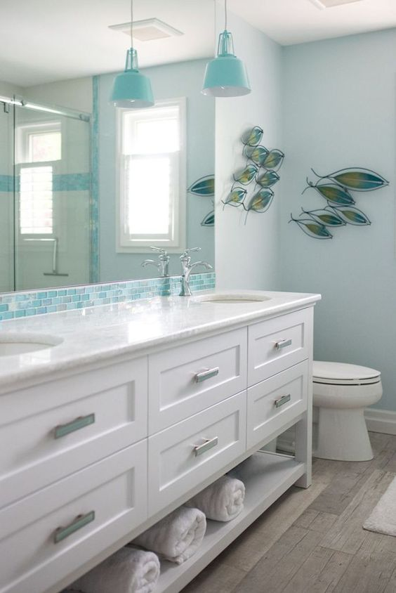 beach bathroom Ideas 13