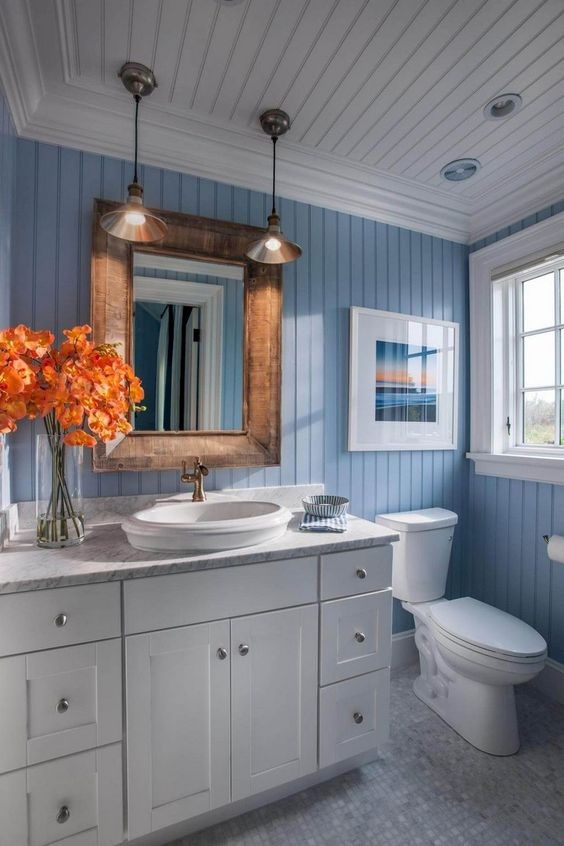 beach bathroom Ideas 14