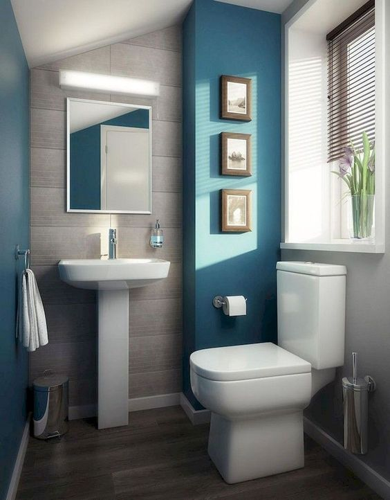 beach bathroom Ideas 17