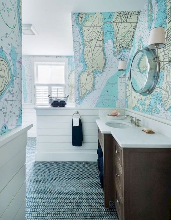 beach bathroom Ideas 20
