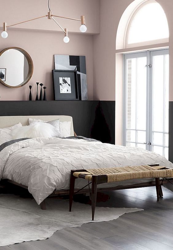 Bedroom Colors Ideas: Soft Contemporary