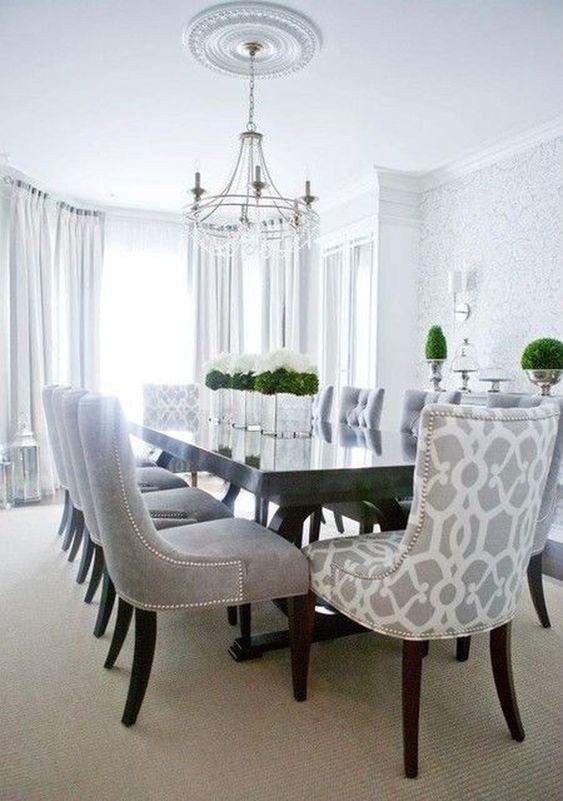 elegant dining room ideas 12