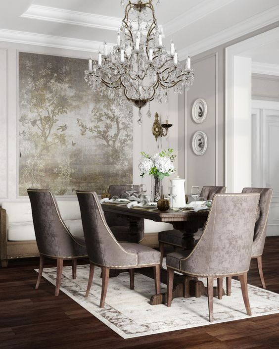elegant dining room ideas 14