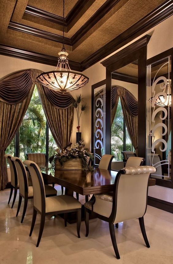 elegant dining room ideas 16