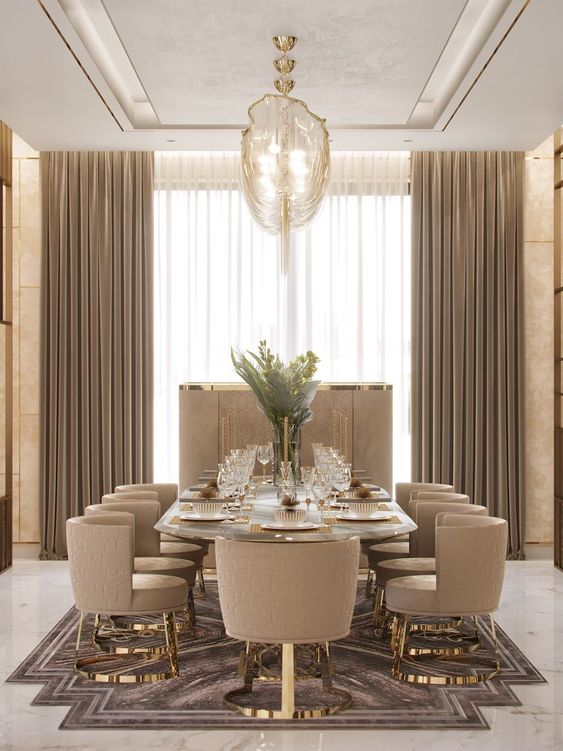 Elegant Dining Room Ideas For Your