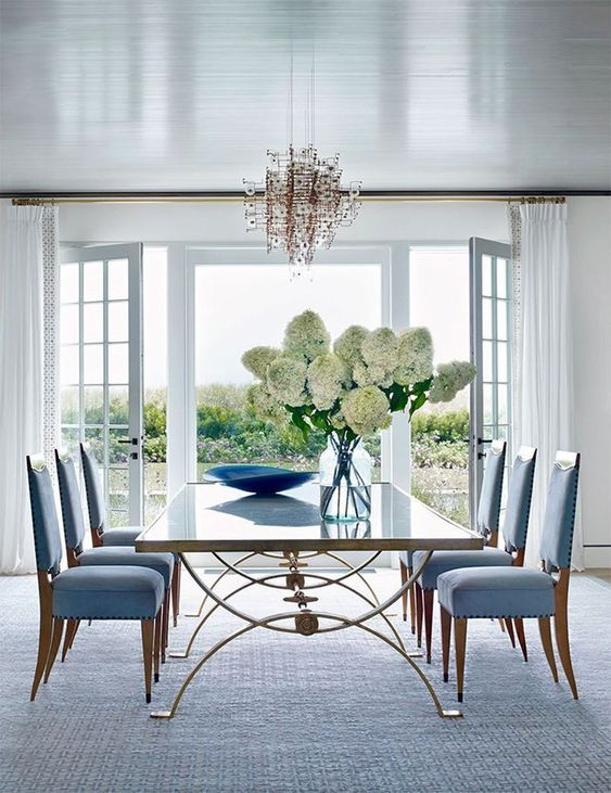 Elegant Dining Room Ideas For Your Inspiration Seemhome