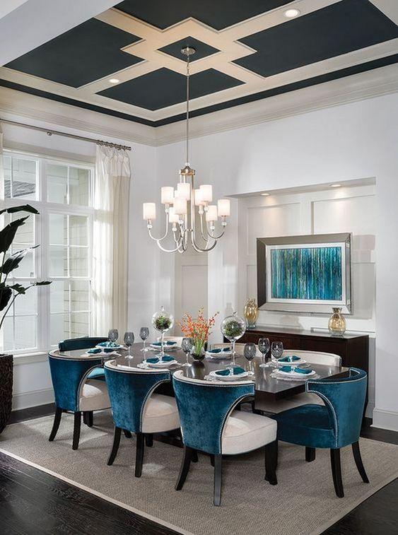 elegant dining room ideas 4