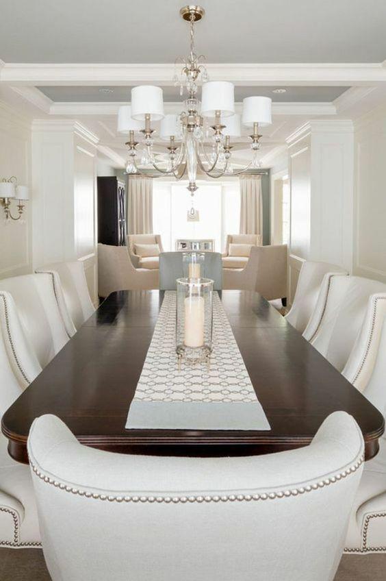 elegant dining room ideas 6