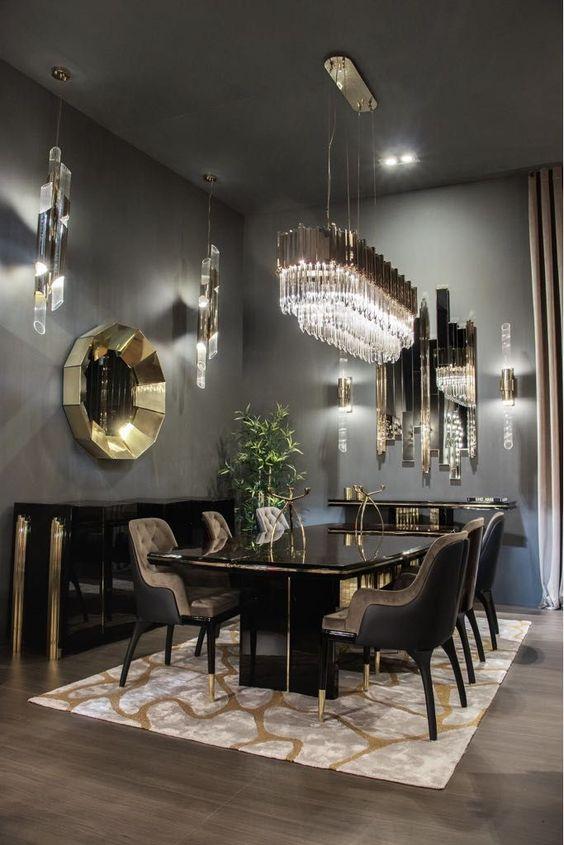 elegant dining room ideas 8