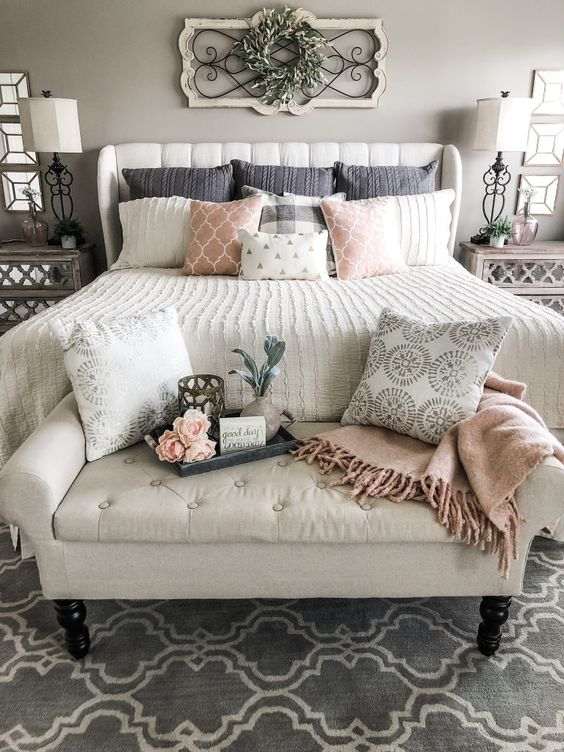 Master Bedroom Ideas: Add Seating Area