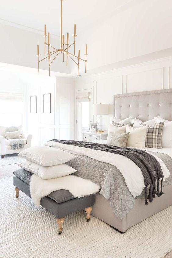 Master Bedroom Ideas: Timeless Elegance