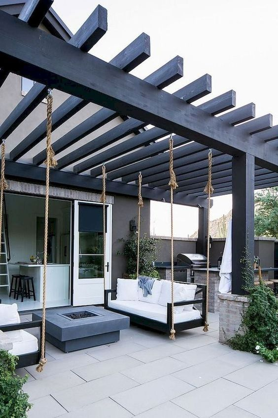 Modern Backyard Ideas: Make Extraordinary Design