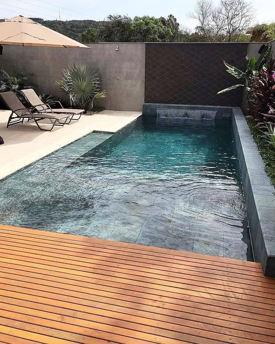 outdoor swimming pool ideas 15