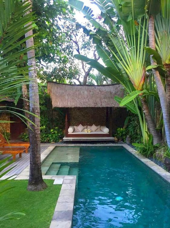 Outdoor Swimming Pool Ideas: Create Your Own Resort