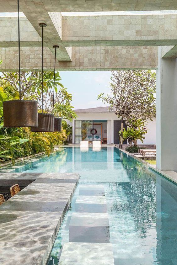 Outdoor Swimming Pool Ideas: Breathtaking Pool