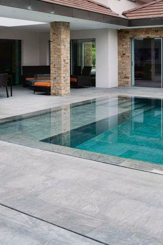 outdoor swimming pool ideas 7
