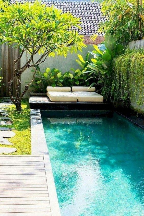rectangular swimming pool ideas 11