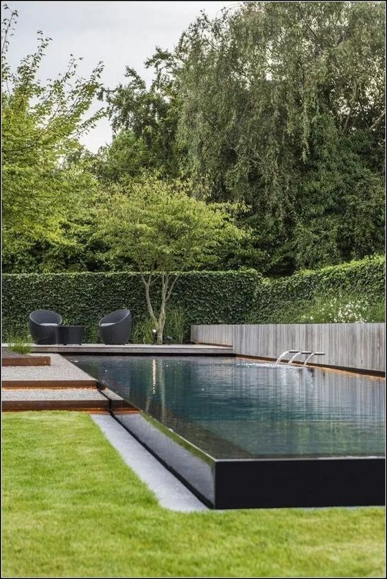 rectangular swimming pool ideas 5