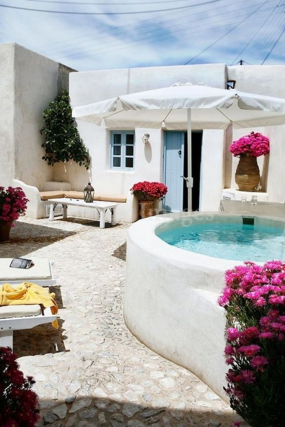 swimming pool backyard ideas 17