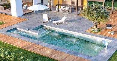 swimming pool backyard ideas feature