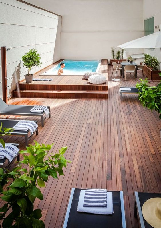 swimming pool rooftop ideas 12
