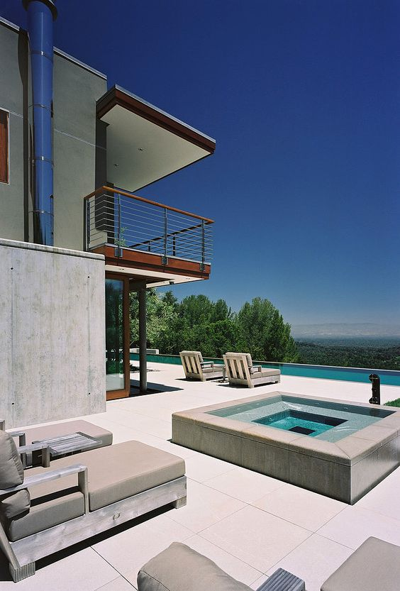 swimming pool rooftop ideas 19