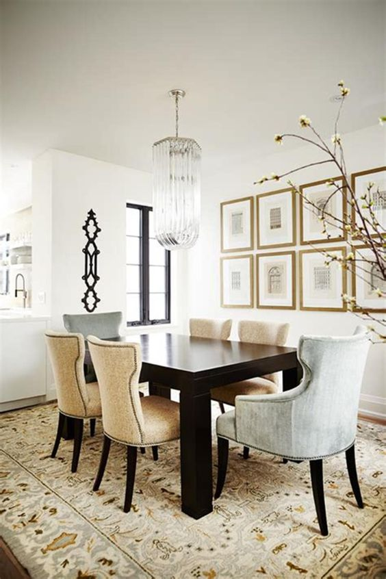 transitional dining room ideas 10