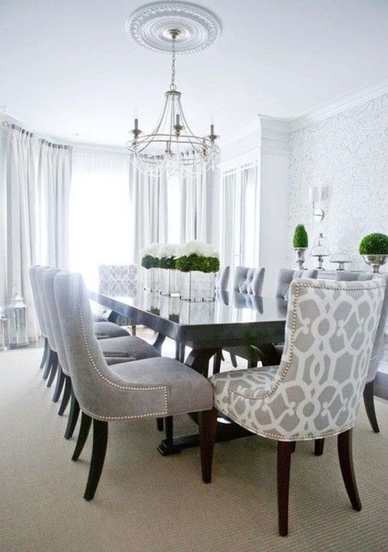 transitional dining room ideas 14