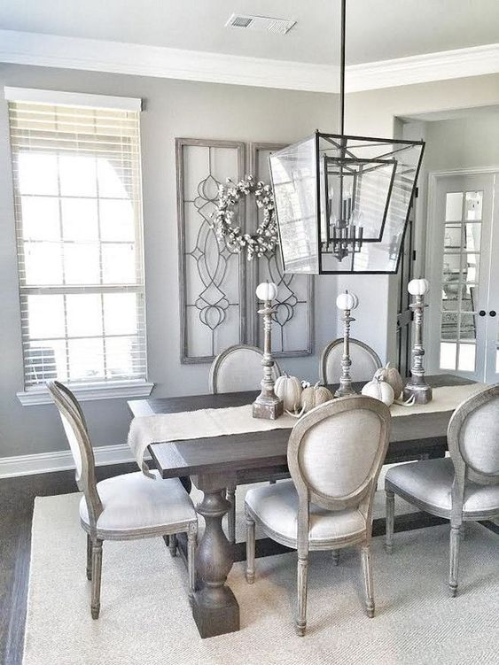 transitional dining room ideas 15