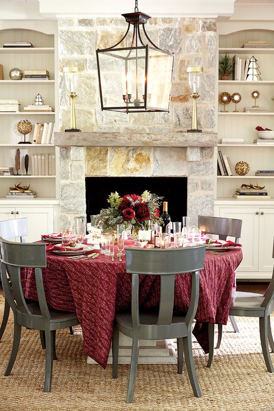 transitional dining room ideas 17