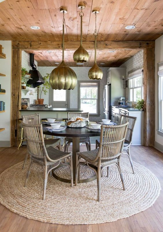 transitional dining room ideas 5