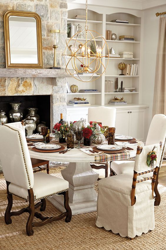 transitional dining room ideas 6