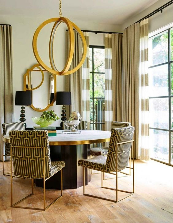 transitional dining room ideas 7