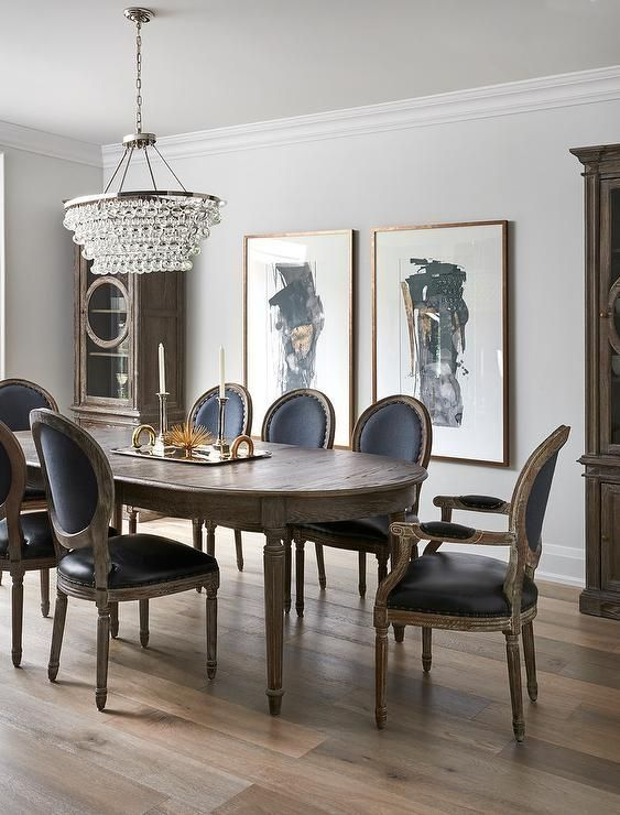 transitional dining room ideas 8