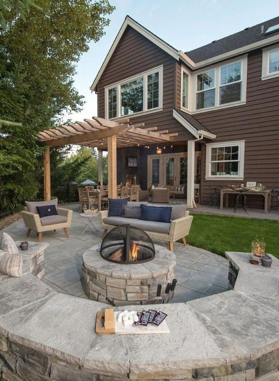 backyard patio ideas 19
