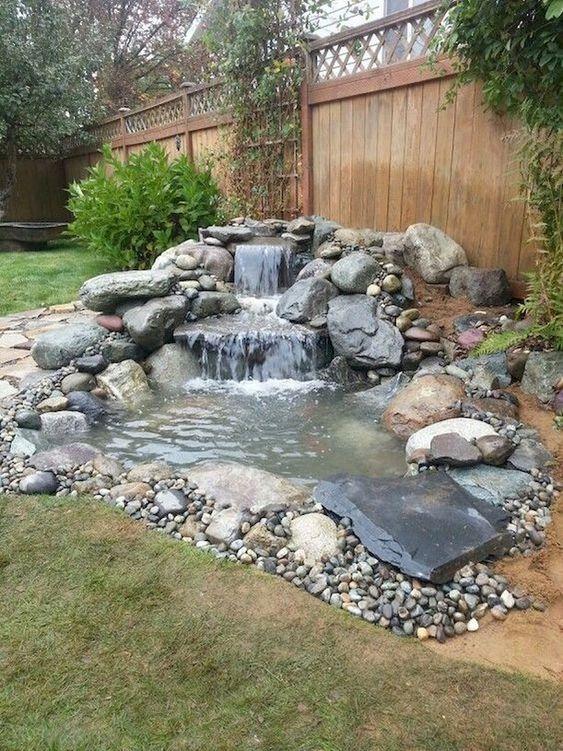 backyard pond ideas 10